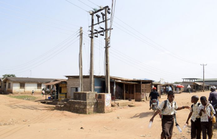Ago Community In Sango Area Of Ogun State Without Transformer Since November 29 2017