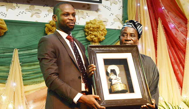 Online news platforms shine the beacon at the wole soyinka awards
