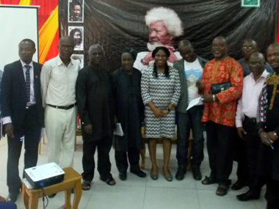 Stakeholders commit to improving cartooning in Nigeria