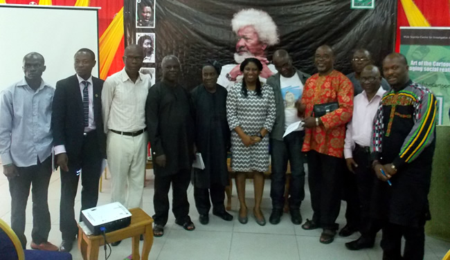 Stakeholders commit to improving cartooning in Nigeria